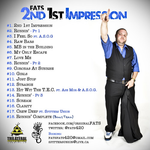 #1-Fats - Second First Impressions