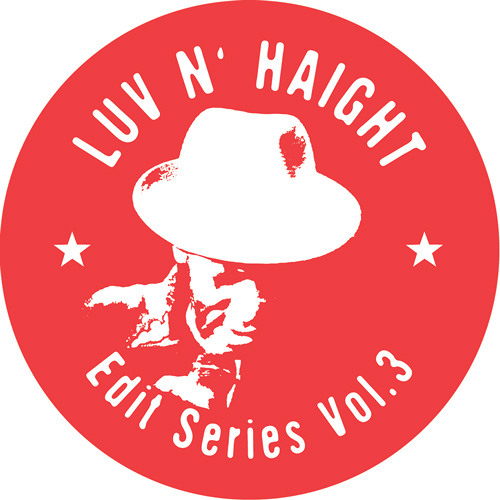 Luv N' Haight Edits Vol.3 : African Roots Of Jazz Feat. Carlos Niño & Friends