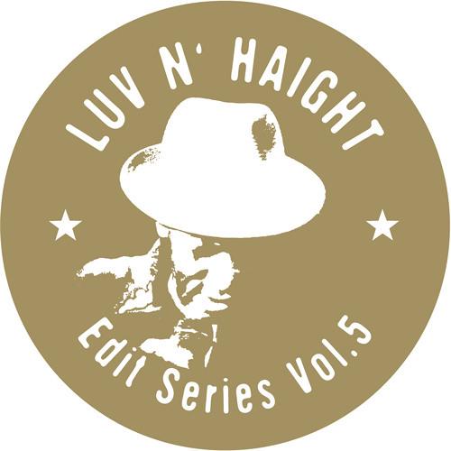Luv N' Haight Edits Vol.5: Darondo Feat. Tall Black Guy & Dandy Teru (Teaser)