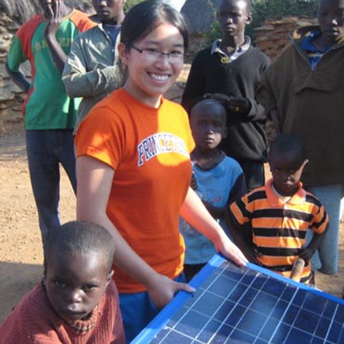 WPRB Sci+Tech: Dynamic Photovoltaics and Social Entrepreneurship with Eden Full