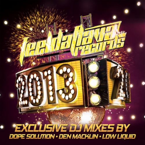 Dope Solution - Enter The 2013 (FEELDAFLAVA SESSION LIVE MIX)