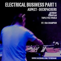 Aspect - Electrical Business Mix 2011 (FREE DOWNLOAD DESCRIPTION)