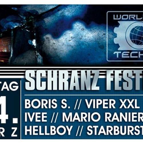Hellboy @ World Of Techno  , Baby'O'Ilz - 24.03.2012 , Fürstenfeld, Austria
