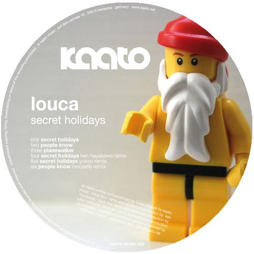 "040-4 Louca ""Secret Holidays"" (Ken Hayakawa Remix)"