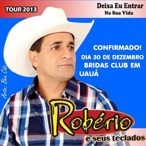 Domingo 30/12 no Bridas Club/ Uauá - Previa de fim de ano Robério e Seus Teclados