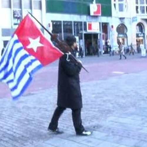 Jofrey Korwa duikt voor onafhankelijkheid van West-Papua