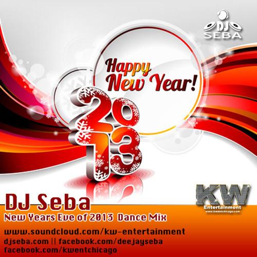 DJ SEBA - N Y E 2013 MIX
