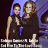 Selena Gomez Feat Adele - Set Fire To The Love Song