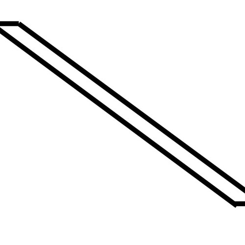 Diagonal (down and to the right)