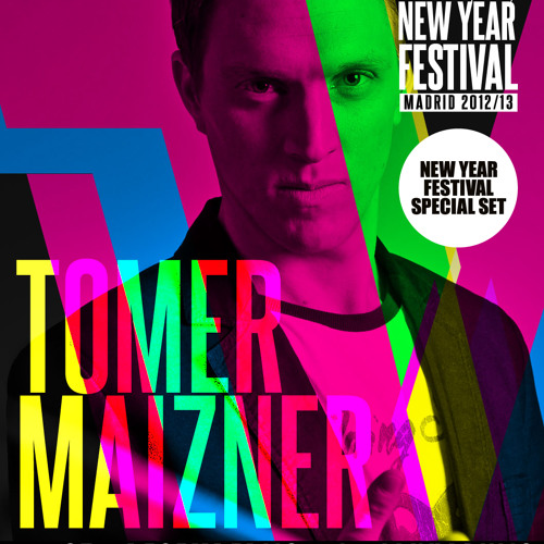 Forever Tel-Aviv  We Party NYE 201213 Mixed by Tomer Maizner