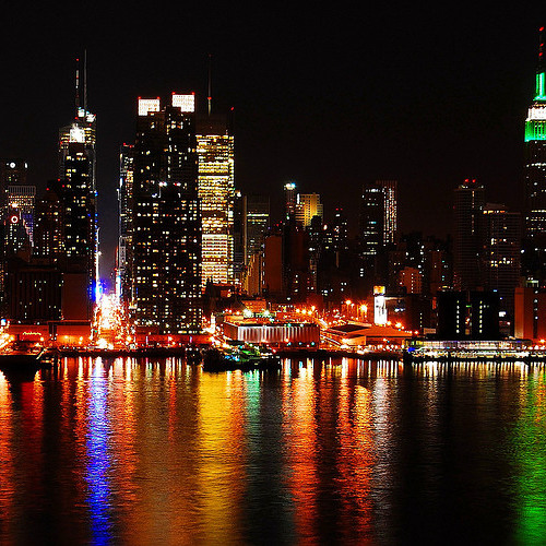 PICKLES - NEW YORK LIGHTS