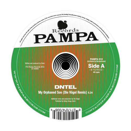 A. Dntel-My Orphaned Son (Die Vögel Remix)