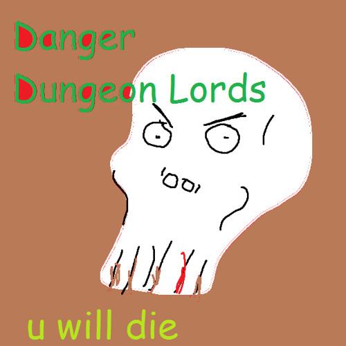 Danger Dungeon Lords - Exorsist Skeletor Murder Skull