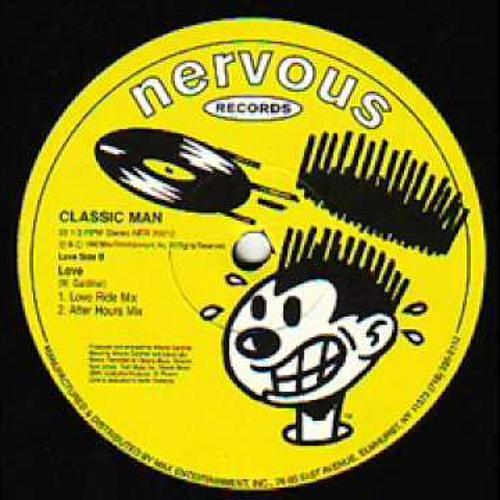 Classic Man - Love (Radio Black Side a.k.a. 85TH REASON Old School Mix)