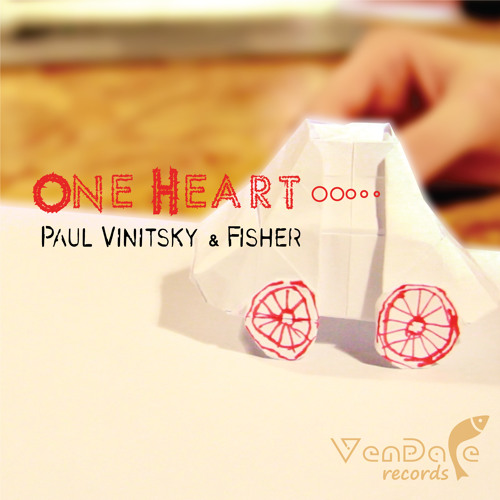Paul Vinitsky & Fisher - One Heart (Dub Mix) [SNEAK PREVIEW]