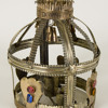 Torah crown [76.283]: dedicated to the Ashkenaz and Kunstler families (North Africa, 20th cent)