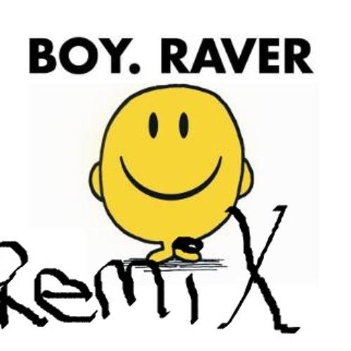 BOY RAVER - THE FLOW (BOY RAVER UNRELEASED VIP VERSION)