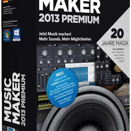 Roger & Chris Music Here i´m Rockin  (Magix Music Maker 2013 Premium)