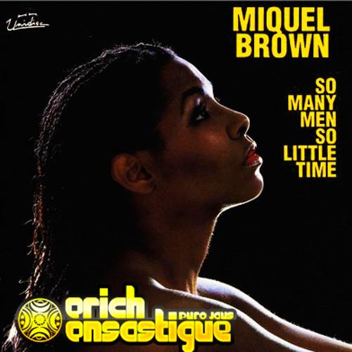 Miquel Brown - So Many Jaus Erich Ensastigue Remix