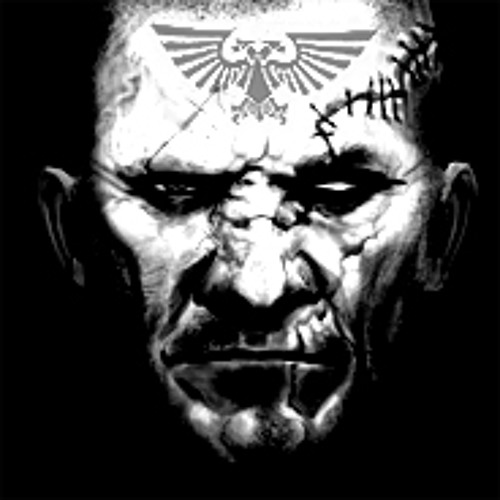 Survival Horror Space Marine - Beksiński