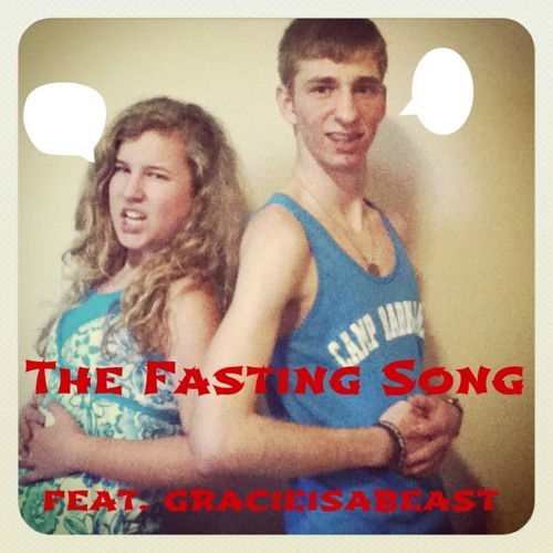 The Fasting Song feat. Gracieisabeast (The Lazy Song by Bruno Mars Parody)