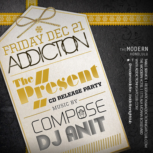 Dj Compose & Dj Anit - The Present