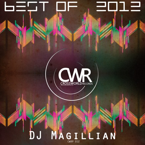 CWRP 012 (DJ Magillian - Best of 2012)