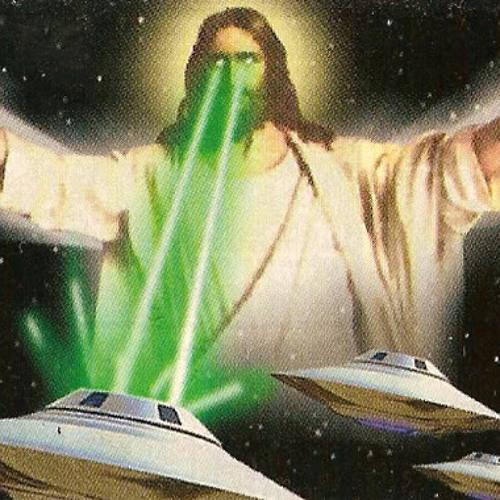 Mormon Alien Space Jesus