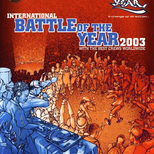 International BOTY 2003