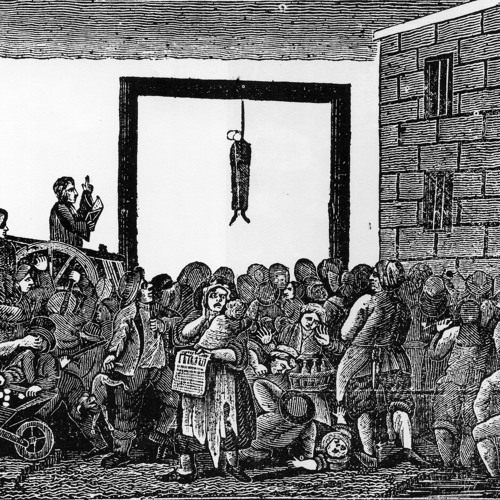 The Execution of Nathaniel Mobbs, by South County