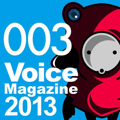 VoiceMagazine2013 Podcast Vol.003