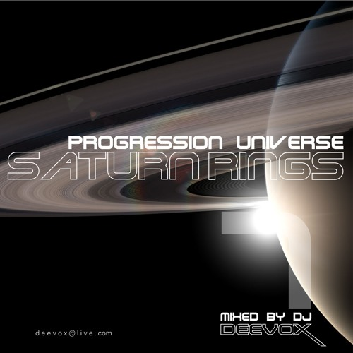 Progression Universe - Saturn Rings