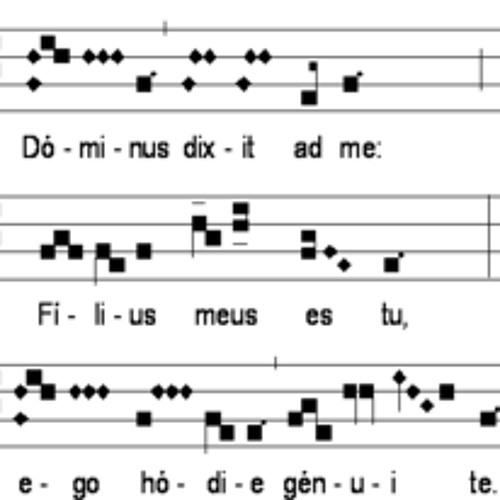 Introit : Dóminus dixit ad me