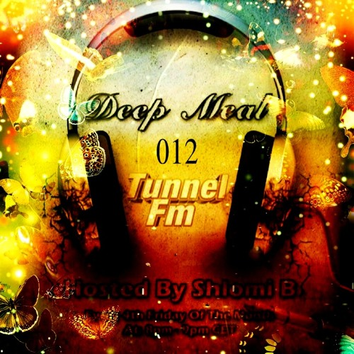 Shlomi B. 'Deep Meal' 012 Tunnel Fm December 2012