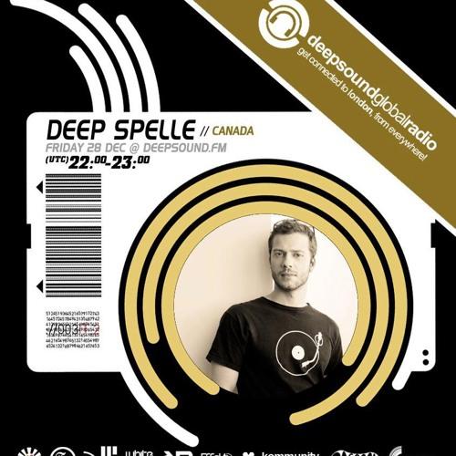 Kommunity Label Showcase @ Deepsound FM - Deep Spelle 2012/12/28