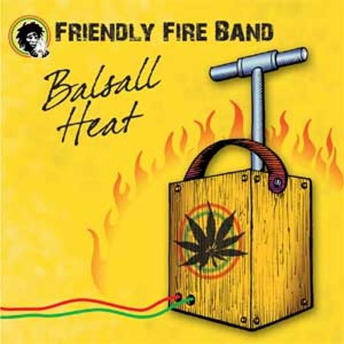 Friendly Fire Band - Balsall Heat (Album Sampler - Free Download)
