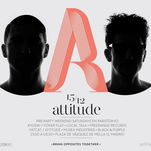 Attitude #1 - Wagon Cookin' / Kyodai at ParisTokyo 15-12-12