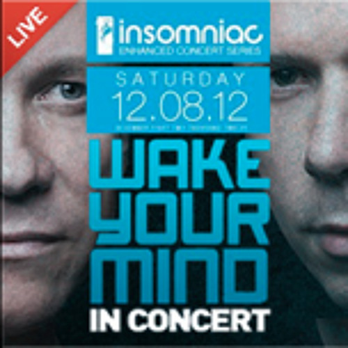 Cosmic Gate WYM In Concert @ Palladium, LA (08th Dec 2012)
