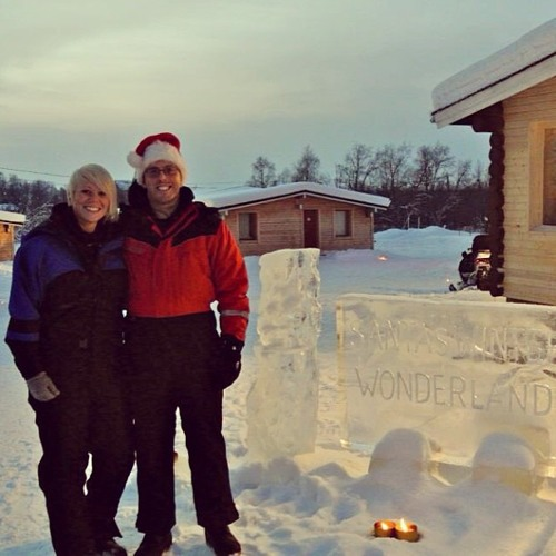 Metro Radio's Christmas Wishes in Lapland