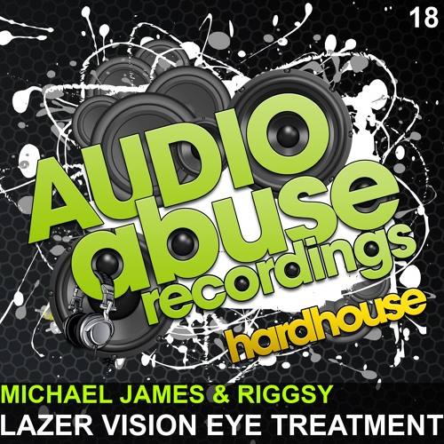 [AA018] Michael James & Riggsy - Lazer Vision Eye Treatment (Original Mix) **OUT NOW**
