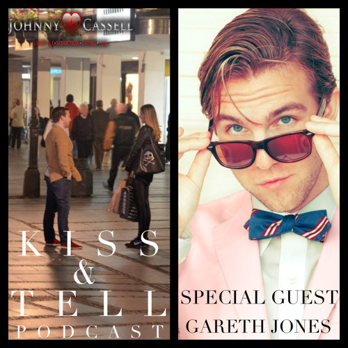 Kiss & Tell Podcast – Execution of The Playboy With Gareth Jones