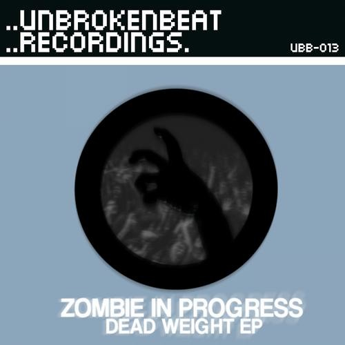 ZOMBIE IN PROGRESS  (KRYPT) UNBROKENBEAT RECORDINGS