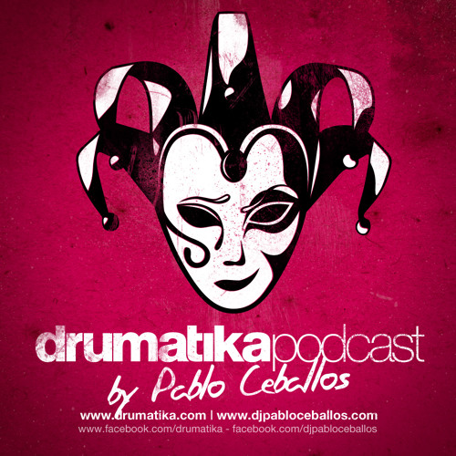 DRUMATIKA Podcast 08 Chus & Ceballos live @ Stereo Montreal 13th Anniversary Nov'12