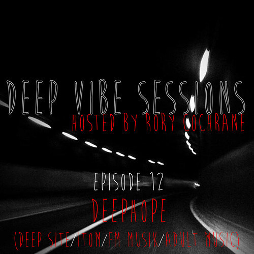 Deephope @ Deep Vibes Sessions Guest mix at DE Radio