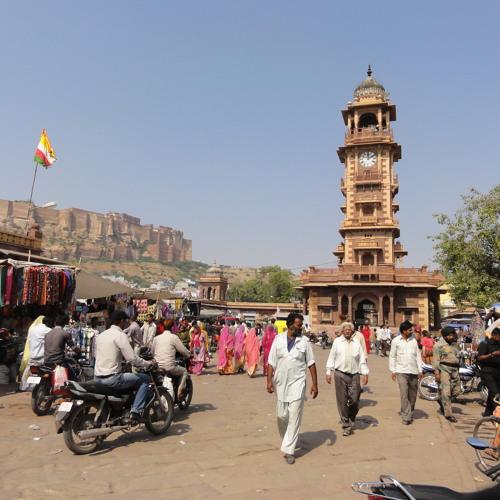 Market, Jodhpur, Rajasthan, India