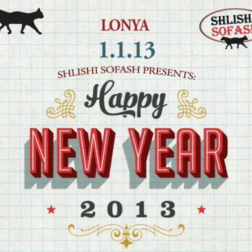 Lonya Mix for Release Dec 2012