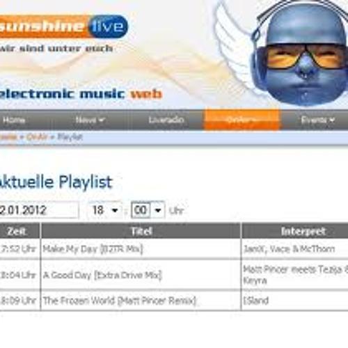 DJs Afterwork Top 20 from 2012 - number 1