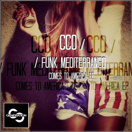 CCO // Funk Mediterraneo - Comes To America EP VPRGEG219
