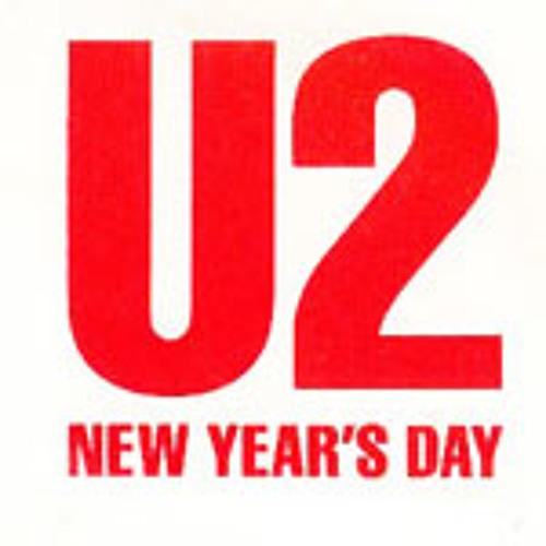 U2 vs Steve Castro - New Years Day - 2013 private mix