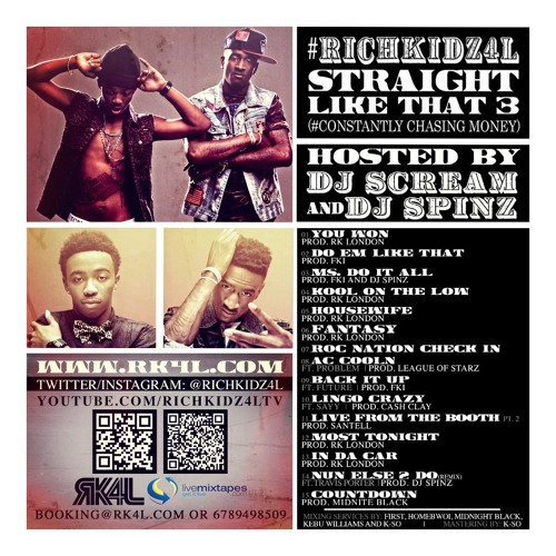 Count Down - Rich Kidz Ft Young Ken [New Verse]